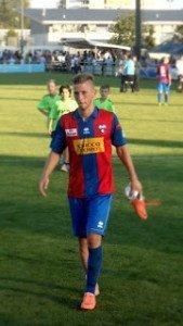 Andreas Becchio protagonista a Varese