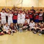 Allievi D : all'Insubria Calcio il torneo Indoor di Ascona