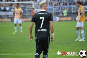 Gol al debutto per Alioski