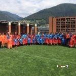 Una delegazione del Qatar in Ticino