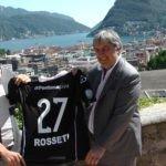 """Lugano, Rosseti: """"Qui per aiutare la squadra"""""""