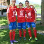 Nuove divise per il Team Ticino