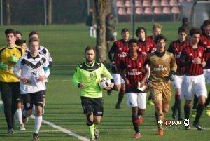 Test: AC Milan – Lugano U17  2-1