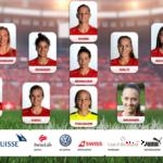 La Svizzera femminile batte la Corea del Nord