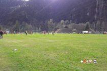Allievi A1: Festival del gol in quel di Avegno