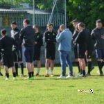 Photogallery: allenamento FC Locarno 18.04.2017