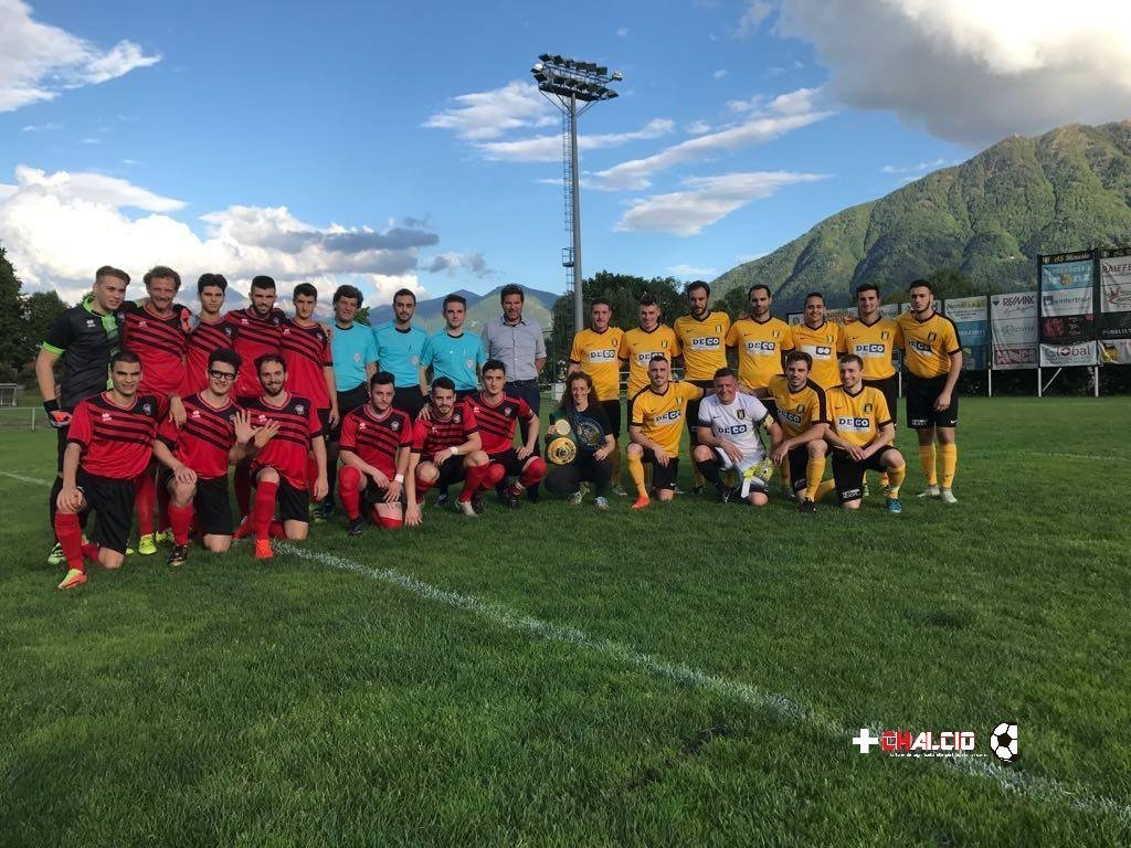 Coppa Ticino: Il Losone attende…Minusio o Gambarogno?