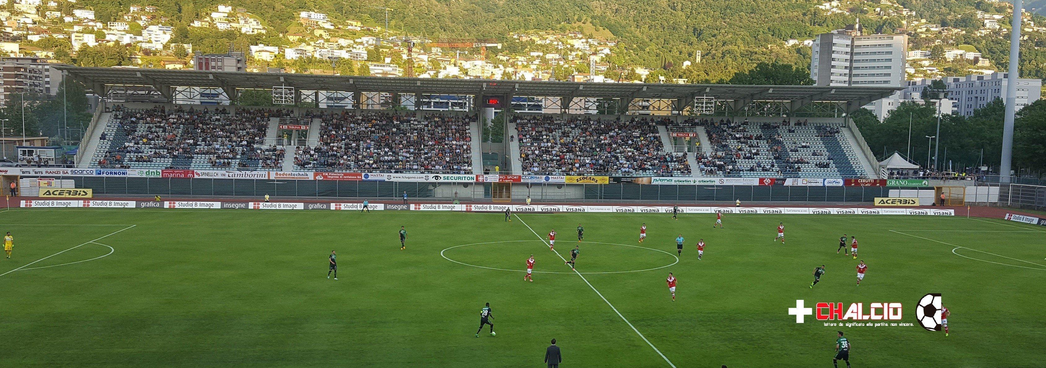 SL: la preview Lugano – Vaduz