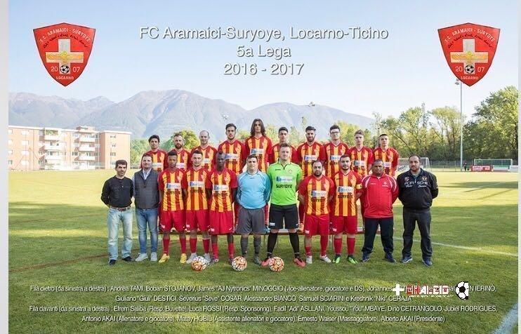 La svolta del FC Aramaici-Suryoye