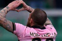 Morganella saluta Palermo: la lettera ai tifosi