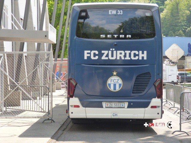 BCL: lo Zurigo torna in Super League!