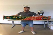 Renato Santillo è un giocatore del Lusiadas!