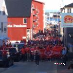 Svizzera – Far Oer, parte il corteo svizzero: guarda la FOTO