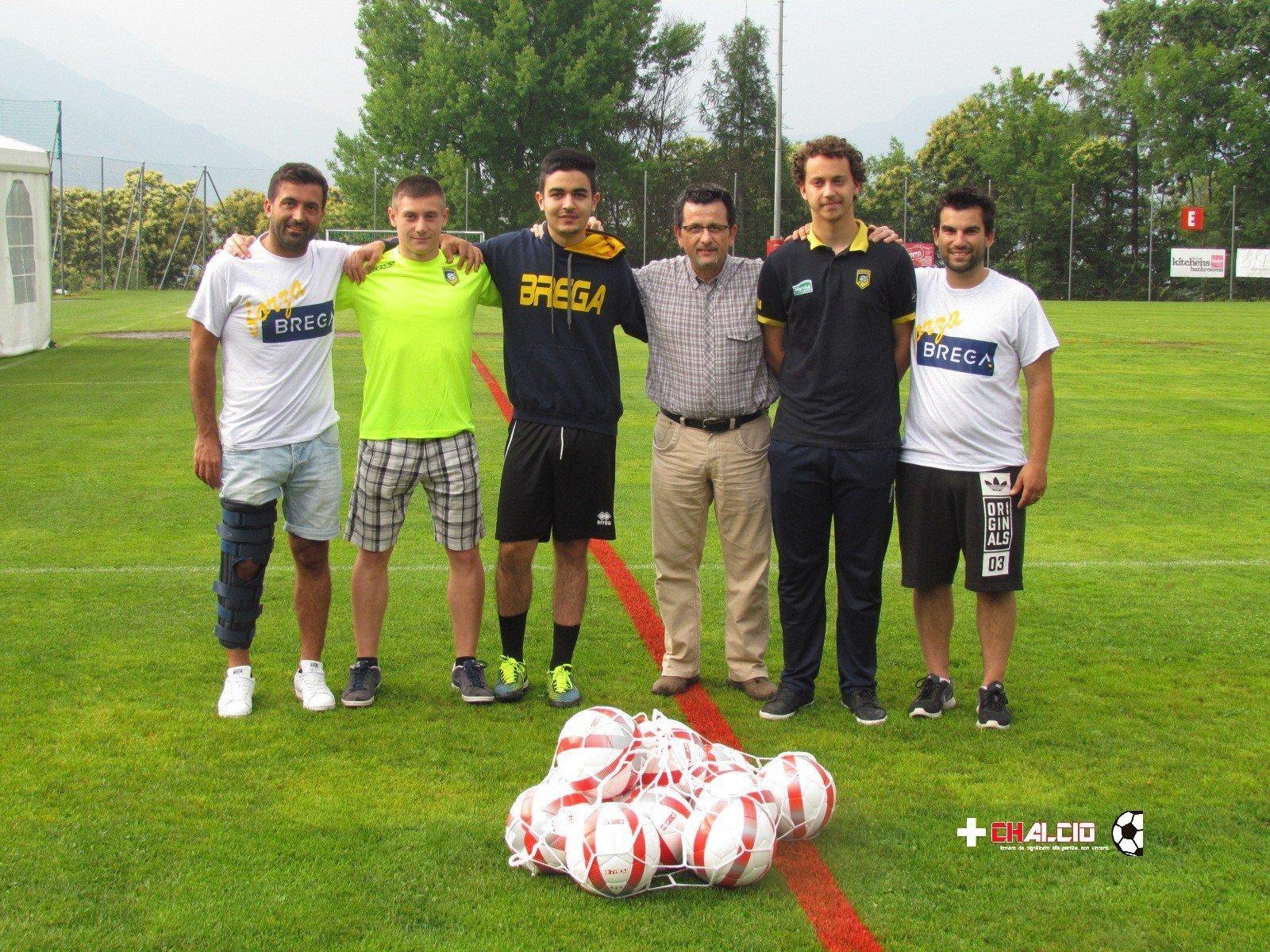 Premio Fair Play Chalcio:Allievi A1 e B1 Breganzona vincitori!