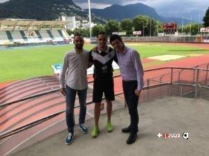 Lugano, dodici secondi nella ripresa e la paura svanisce
