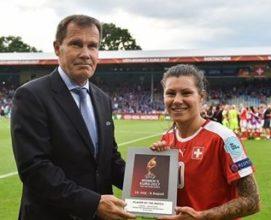 Qualificazioni mondiali: Svizzera – Albania 5-1