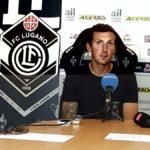 """Lugano, Gerndt: """"Voglio divertirmi giocando a calcio"""""""