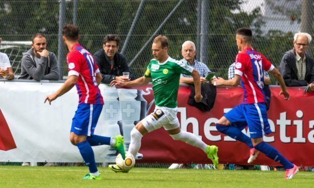 Coppa Svizzera: Lugano e Chiasso, alle 18 il sorteggio per i sedicesimi