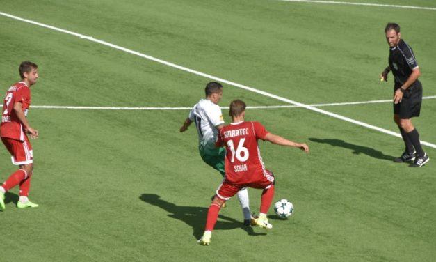 1L: quattro squadre a punteggio pieno; al Baden il recupero