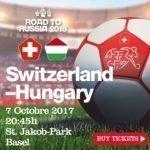 Nazionale: aperta la prevendita per Svizzera-Ungheria