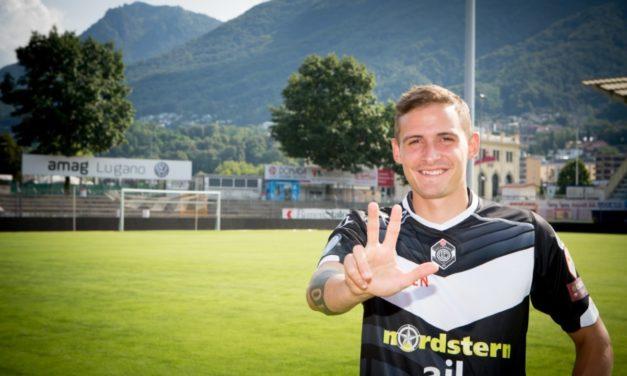 Bottani fino al 2020 – comunicato ufficiale FC Lugano