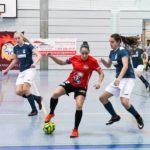 La Nazionale Svizzera di Football Sala sfida l'Italia