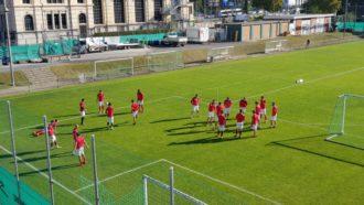 Lugano, i 18 convocati per il Basilea
