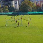 Lugano, circuito di forza e sfide a campo ridotto