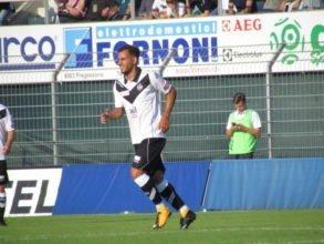 Davide Mariani, un gol che ricorda quello dello scorso dicembre