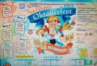 Momo Oktoberfest il 20 e 21 Ottobre