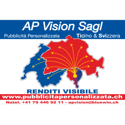 AP Vision SAGL, pubblicità