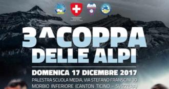 Torneo Allievi in Collaborazione con FC Chiasso all'interno della 3a Coppa delle Alpi
