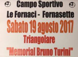 AS Sessa, al via il Memorial Bruno Turini