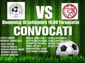 5L:AS Sessa, arriva FC Agno!