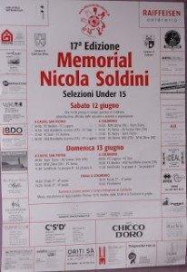 Al Basilea il Memorial Nicola Soldini
