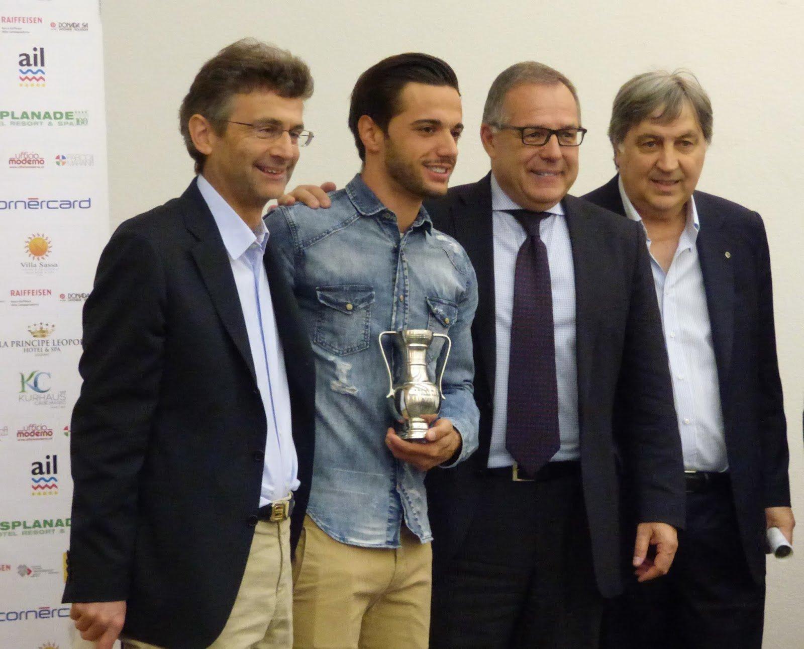 """A Matteo Tosetti il """"Premio Giuseppe Albertini 2014"""""""