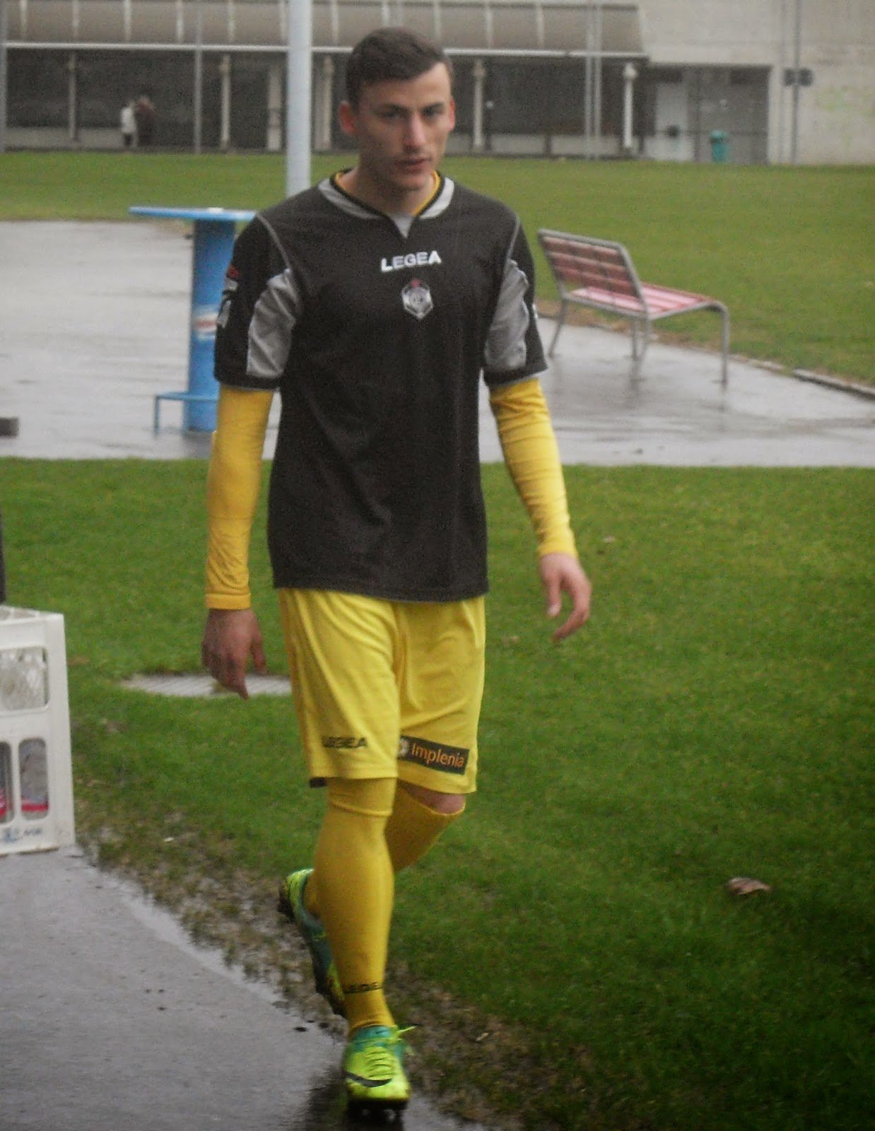 1L: Team Ticino U21 – Wettswil-Bonstetten  2:2