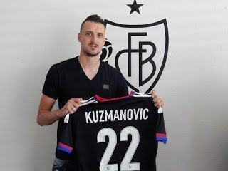 Zdravko Kuzmanovic al Basilea!