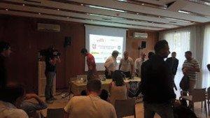 Tutto sulla conferenza stampa di presentazione del Lugano