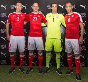 Sale la Svizzera! E' 5o posto del ranking Fifa!