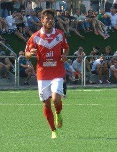 Zoran Josipovic all'Aarau