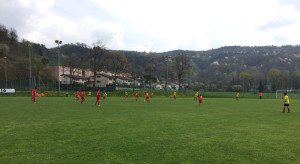 Allievi C1:Chiasso – Stella Capriasca, grande fair play in campo