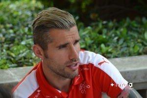 Behrami vuole avvicinarsi a Lugano, lo vedremo in Super League?