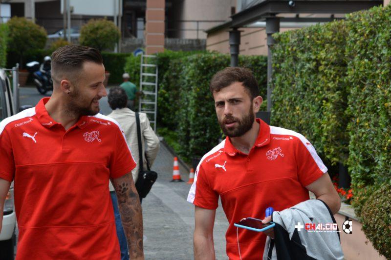 Nazionale, Mehmedi non potrà volare in Georgia con i compagni di squadra