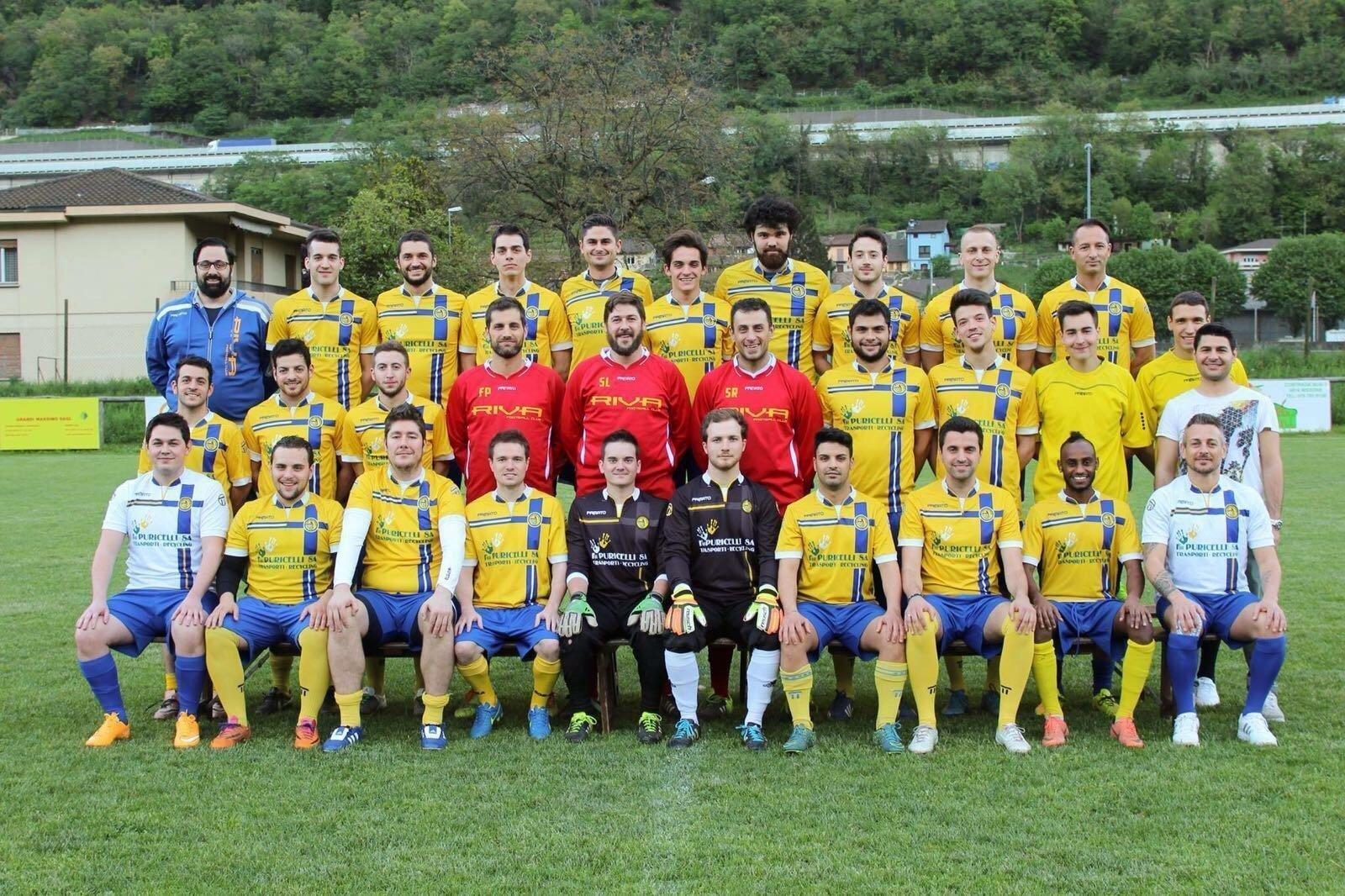 4L: Riva San Vitale – Insubrica 4:0