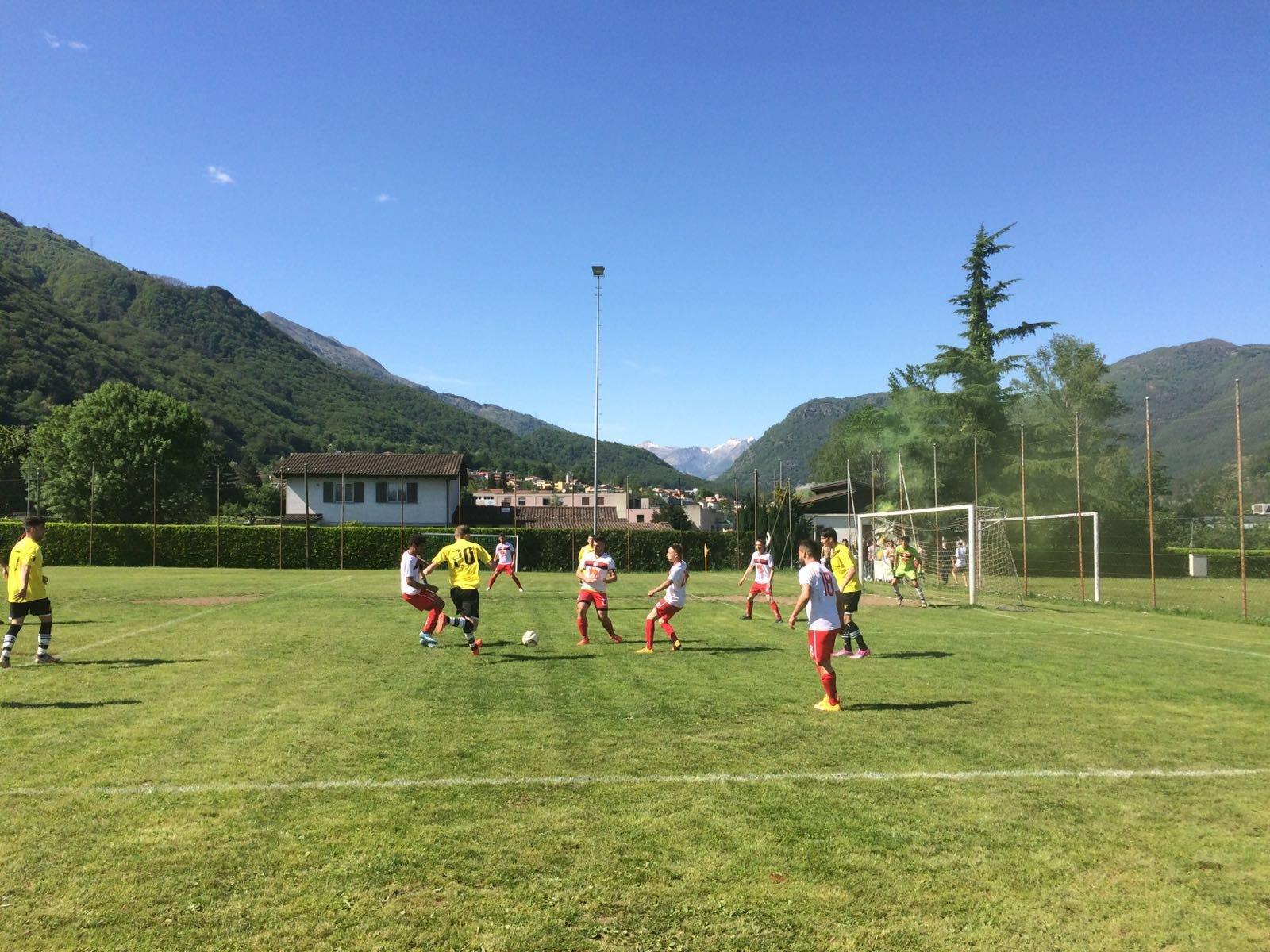5L: FC Gravesano-Bedano – FC Ligornetto  3-2