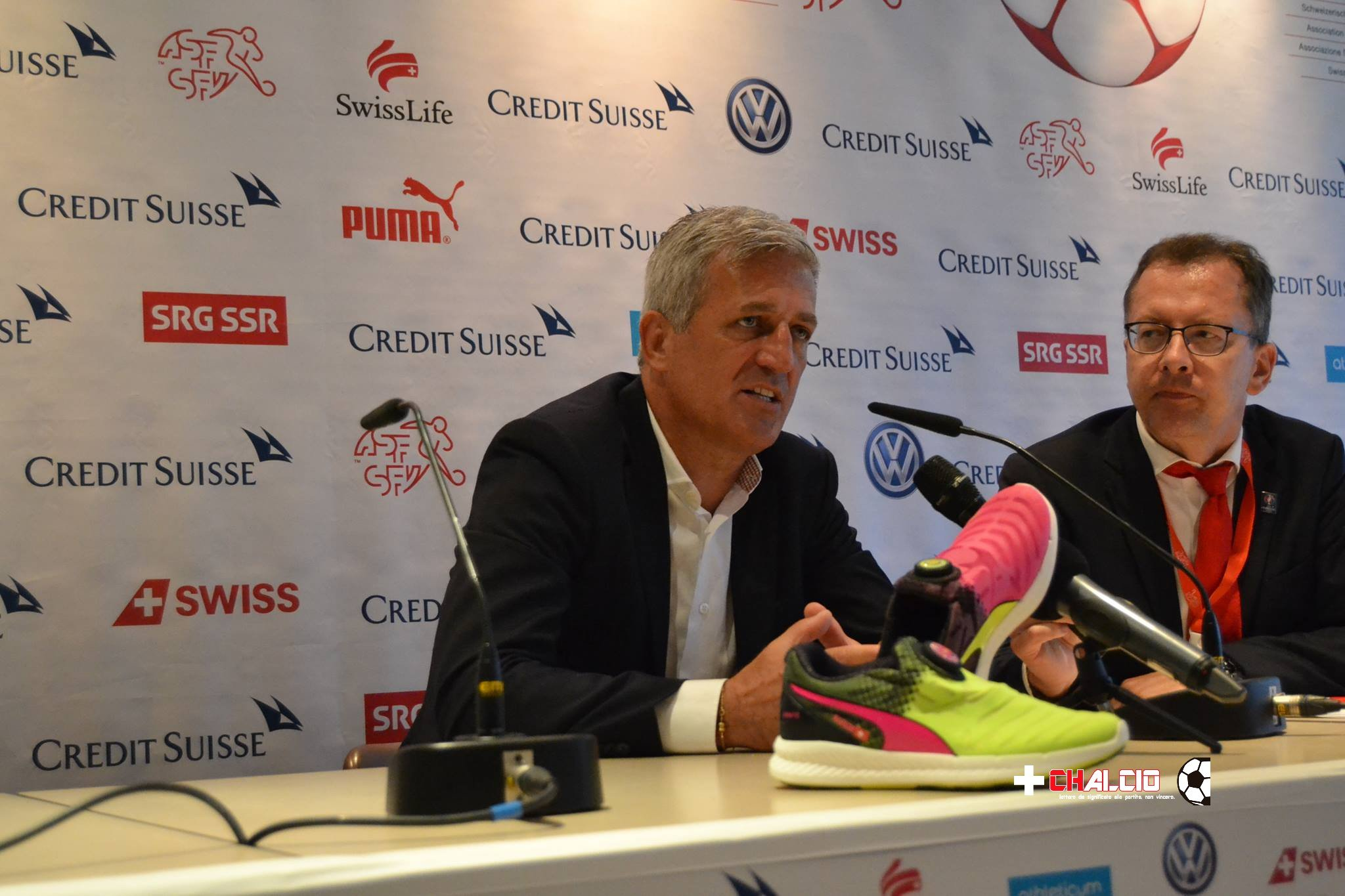 """Petkovic: """"Per arrivare in Russia sono necessarie tre finali, speriamo di doverne giocare soltanto una …"""""""