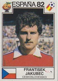 Si è spento Frantisek Jakubec