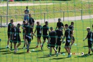 Lugano, solo 1-1 nell'amichevole con il Chiasso