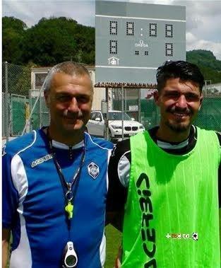 """Ivan Varone """"Lugano mi ha conquistato, ora tocca a me!"""""""